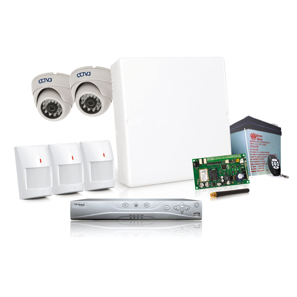 Sistema de alarma y verificaci n de v deo veri 2 - Sistemas de alarma ...