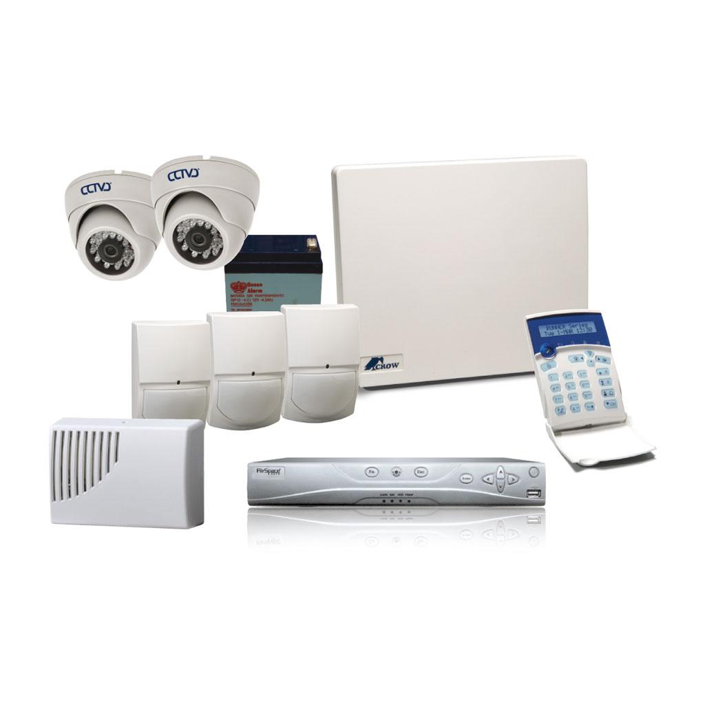 Sistema de alarma y verificaci n de v deo veri 5 - Sistemas de alarma ...